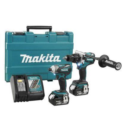 Makita DLX2055M 18V 2 Tool Brushless Combo Kit
