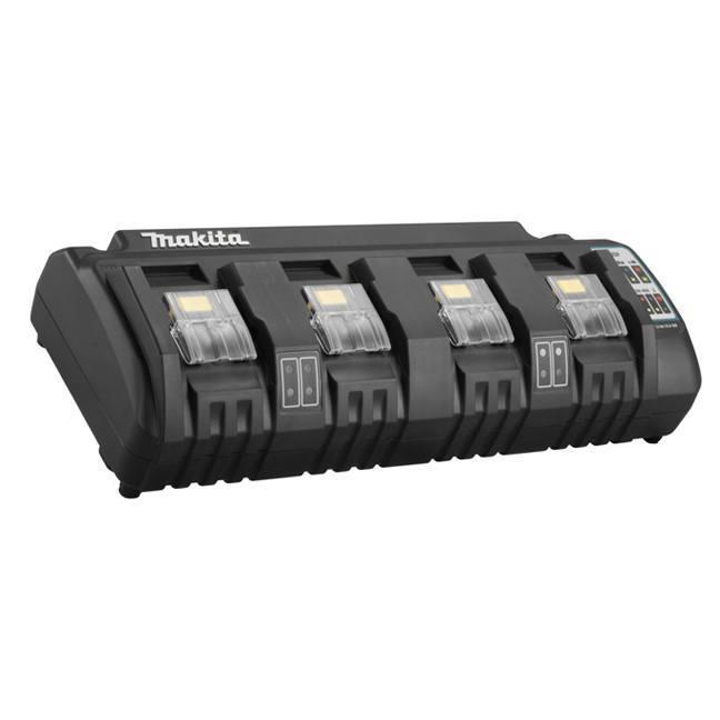 Makita Dc18sf 18v 4 Port Multi Charger Bc Fasteners
