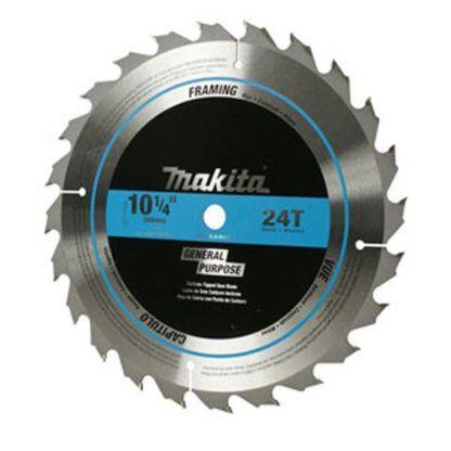 "Makita High-Quality Circular Saw Blades - 10-1/4"""