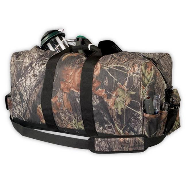 Kuny's 1111M 7-Pocket Mossy Oak All-Purpose Gear Bag