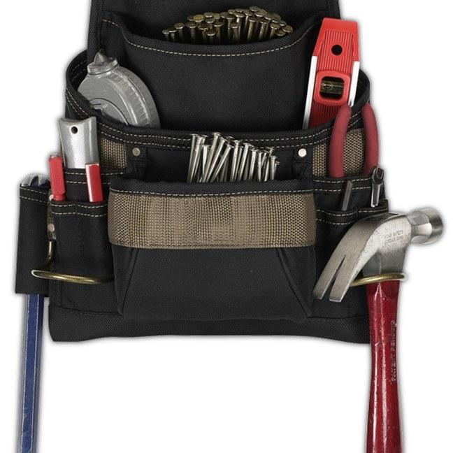 Kuny's AP-1620 11-Pocket Nail & Tool Bag