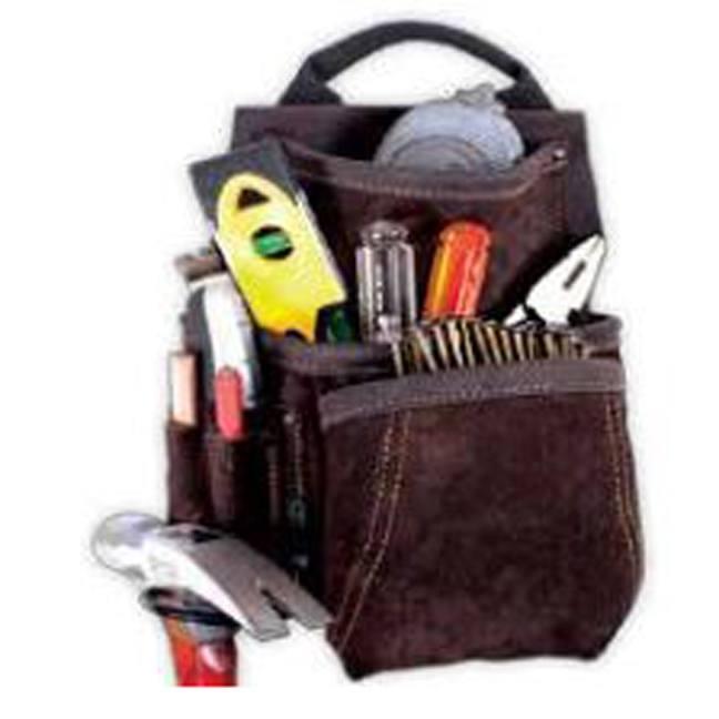 Kuny's AP-470 6-Pocket Deluxe Component Nail & Tool Bag