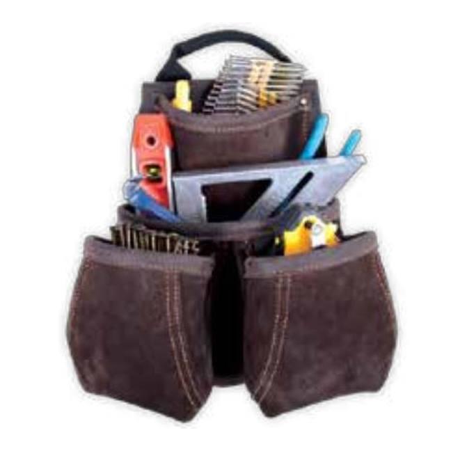 Kuny's AP-475 4-Pocket Deluxe Component Nail & Tool Bag