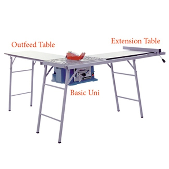 makita 122720a outfeed table