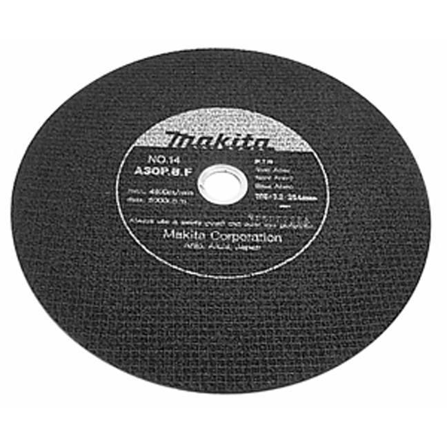 "Makita 966161050 16"" Abrasive Power Cutter Wheel"