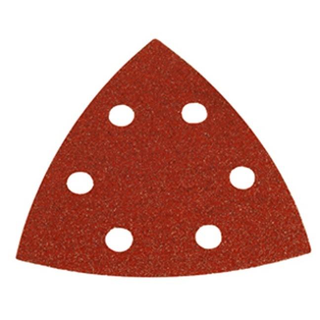 Makita B-21587 Abrasive Sanding Paper for Multi-Tool - 10pk