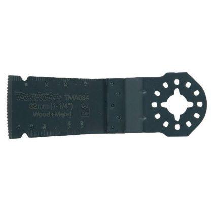 Makita B-39257 Wood & Metal Cutting Multi-Tool Accessory