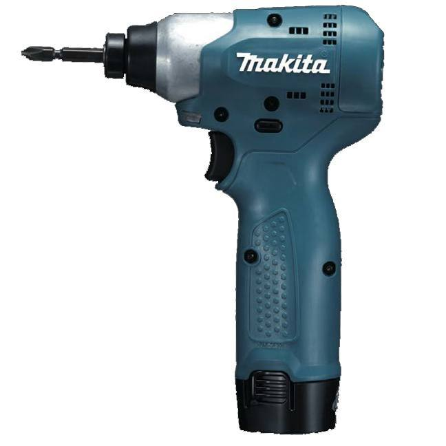 makita td091dz 12v max 1 4 cordless impact driver bc fasteners. Black Bedroom Furniture Sets. Home Design Ideas
