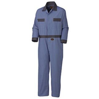Pioneer 5133 Cotton Coverall with Buttons