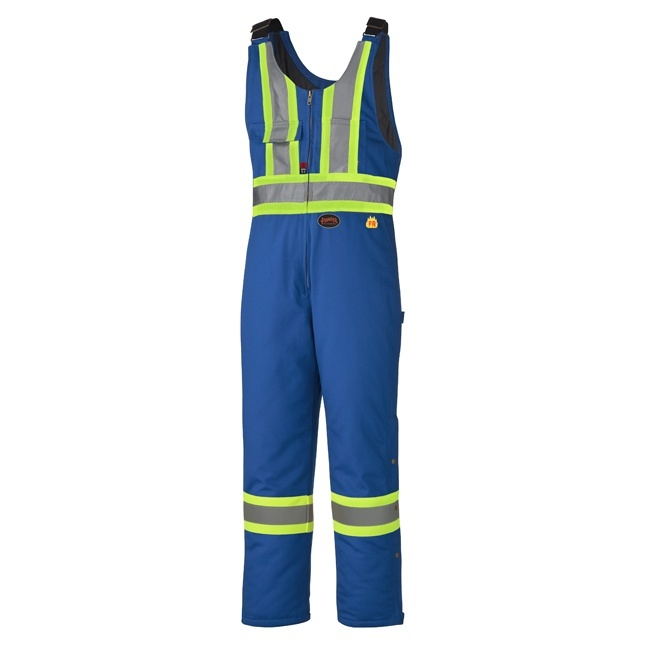 Pioneer 5524A Flame Resistant Quilted Cotton Safety Overall