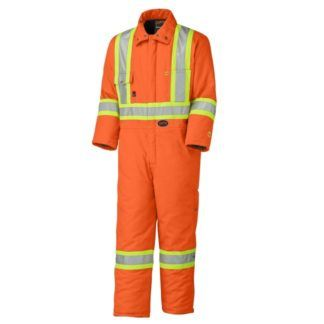 Pioneer 5532A Flame Resistant Quilted Cotton Safety Coverall