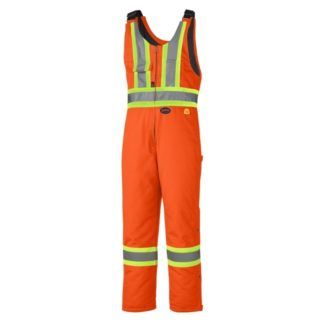 Pioneer 5534A Flame Resistant Quilted Cotton Safety Overall