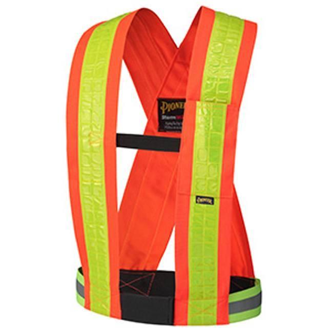Pioneer 5593 Hi-Viz Safety Sash Harness