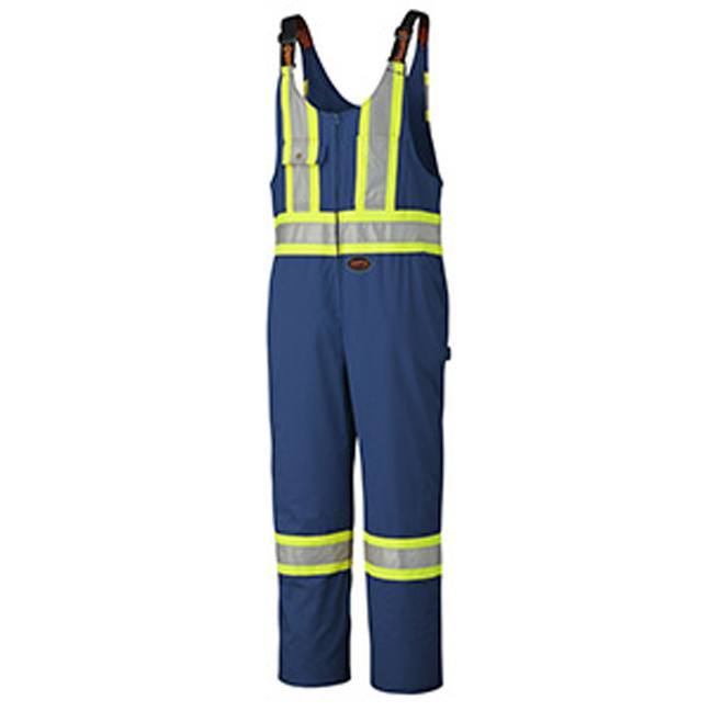 Pioneer 6615 Safety Poly Cotton Overall