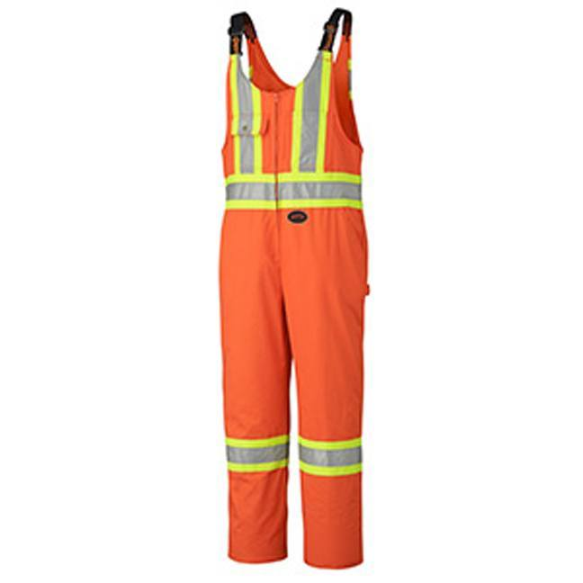 Pioneer 6617T Safety Poly Cotton Overall
