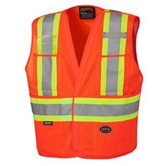 Pioneer 6930 Hi-Viz Tear-Away Vest