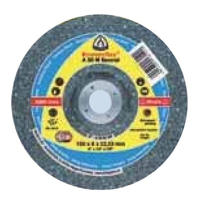 """Klingspor 310900 5"""" Depressed Center Grinding Disc"""