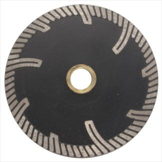 Lackmond Continuous Rim Hard Metal Turbo Blades