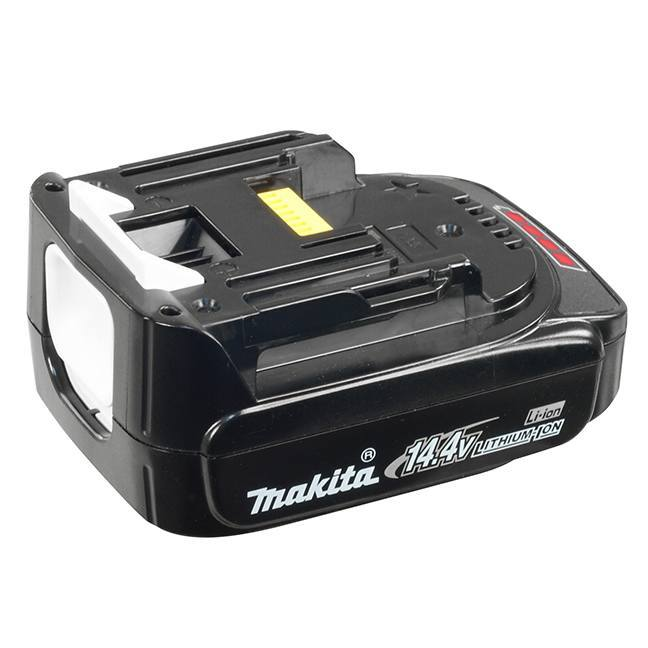 Makita 196987-3 14.4V Compact Battery with Fuel Gauge