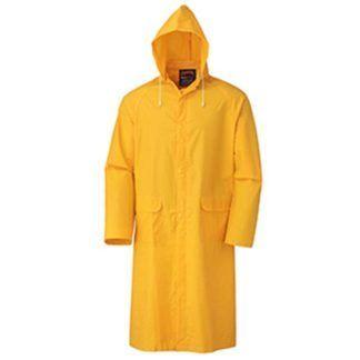 """Pioneer 581 48"""" Long PVC Rain Coat"""