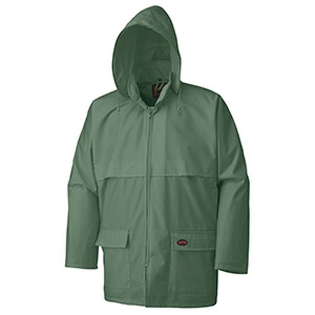 Pioneer D8120J Nailhead Ripstop Tree Planter Hooded Jacket