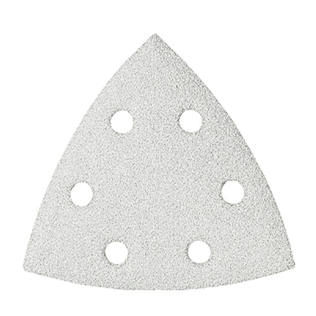 Bosch SDTW182 180 Grit Abrasive Triangles for Paint - 25pk