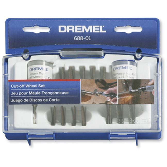 Dremel 688-01 Cut-off Wheel Accessory Set