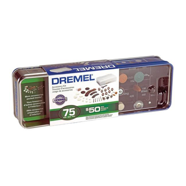 Dremel 707-01 75-piece Accessory Kit