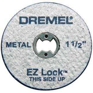 """Dremel EZ456 EZ Lock 1-1/2"""" Cut-off Wheels - 5pk"""