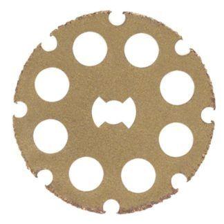 """Dremel EZ544 EZ Lock 1-1/2"""" Carbide Cutting Wheel"""