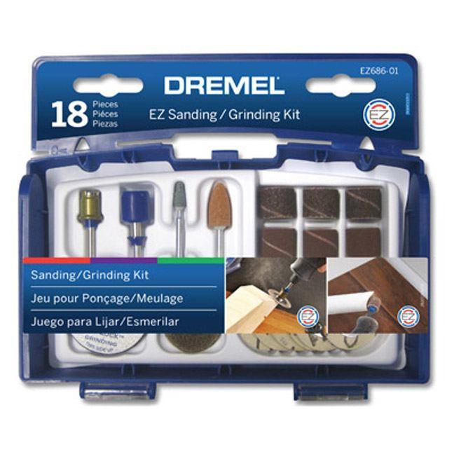 Dremel EZ686-01 EZ Lock EZ Drum Kit