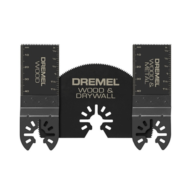 Dremel MM492 3-Piece Cutting Assortment