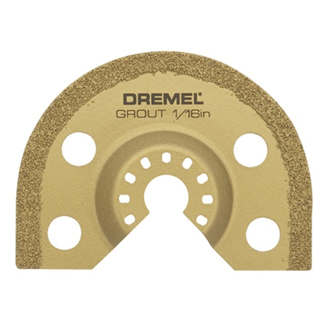 """Dremel MM501 1/16"""" Grout Removal Blade"""
