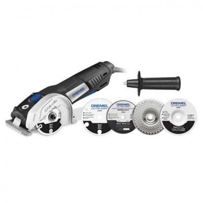 Dremel US40-01 120V Ultra-Saw Tool Kit