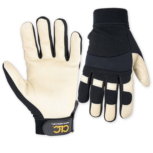 Kuny's 2067 Top Grain Goatskin Palm Work Gloves