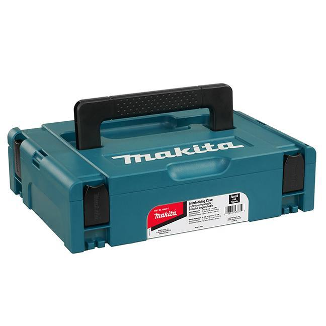Makita 197210-9 Small Interlocking Tool Case