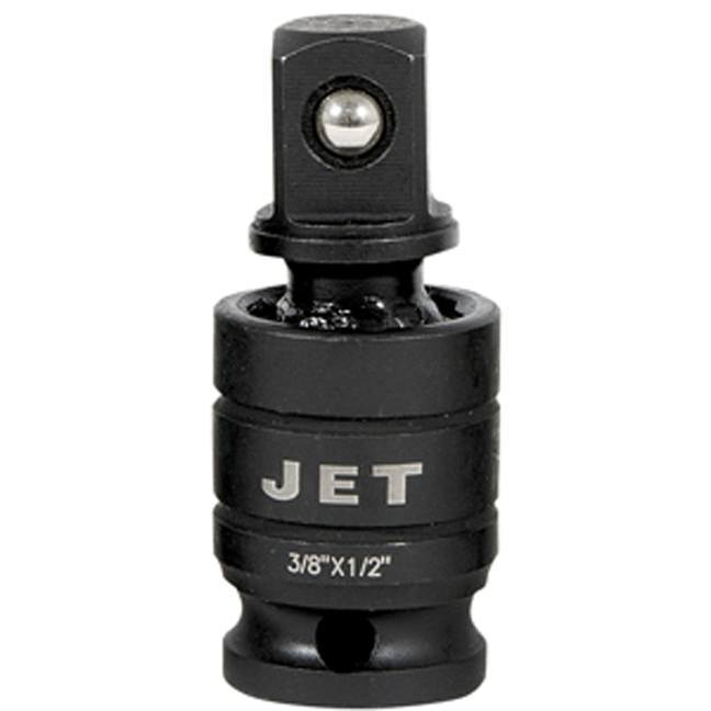 "Jet 681918 3/8"" F x 1/2"" M Locking U-Joint Adapator"