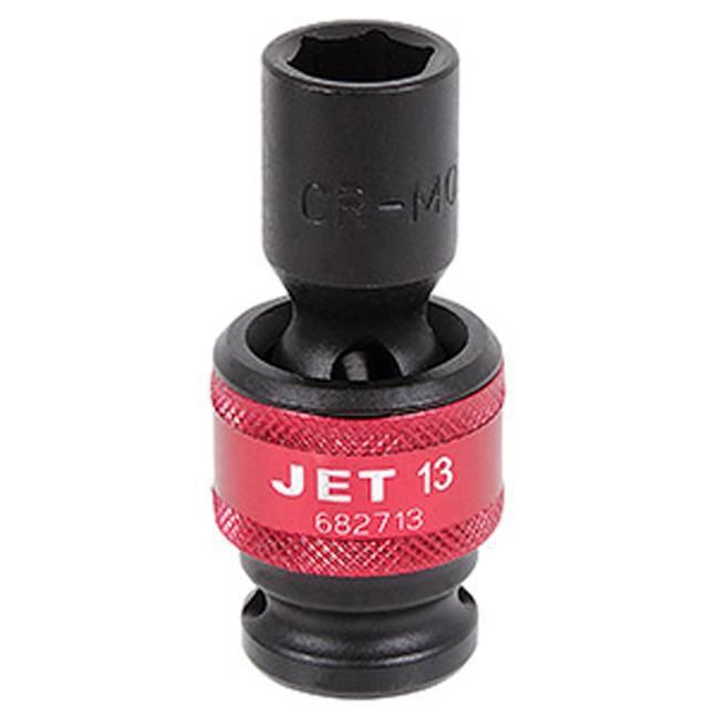 "Jet 682716 1/2"" DR x 16mm Universal Impact Socket - 6 Point"