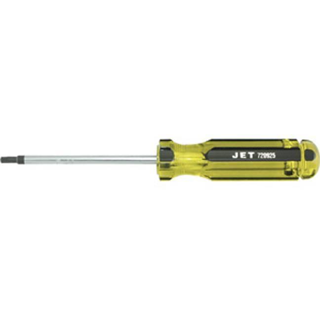 "Jet 720925 T25 x 4"" TORX Jumbo Handle Screwdriver"