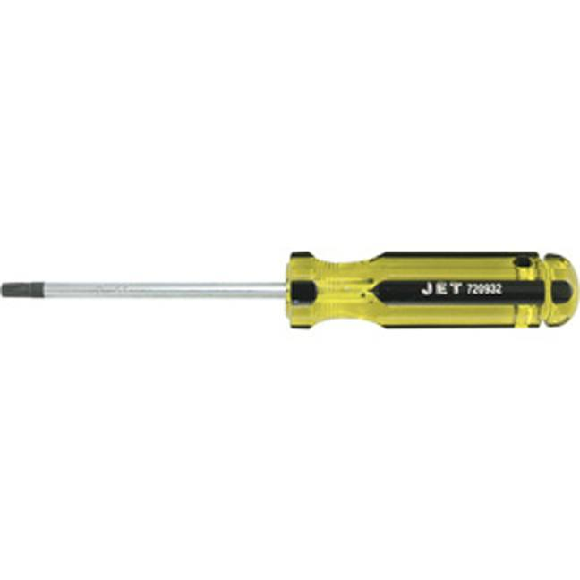 "Jet 720932 T30 x 4"" TORX Jumbo Handle Screwdriver"