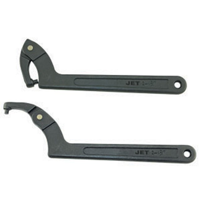 Jet Adjustable Spanner Wrench - Pin Style