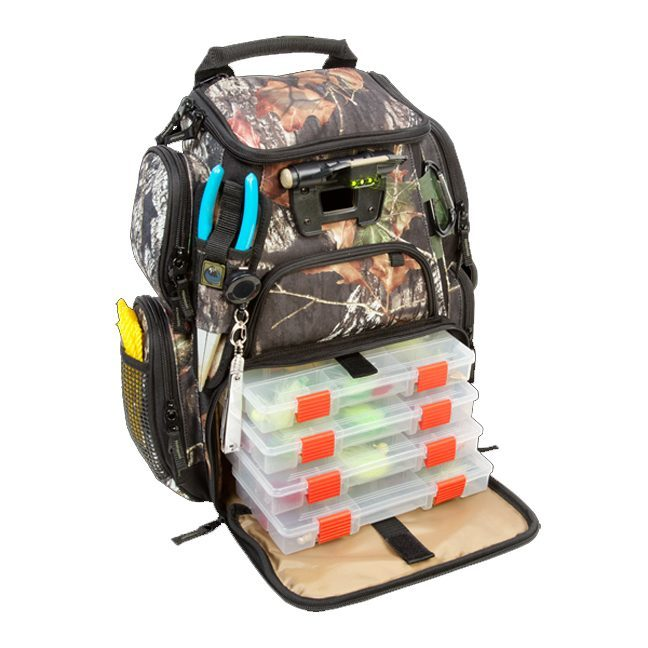 Kuny's WCT503 Tackle Tek Recon Lighted Compact Backpack