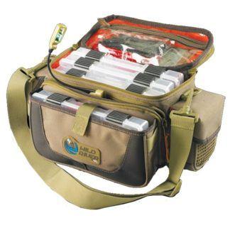 Kuny's WT3505 Tackle Tek Mission Lighted Tackle Bag