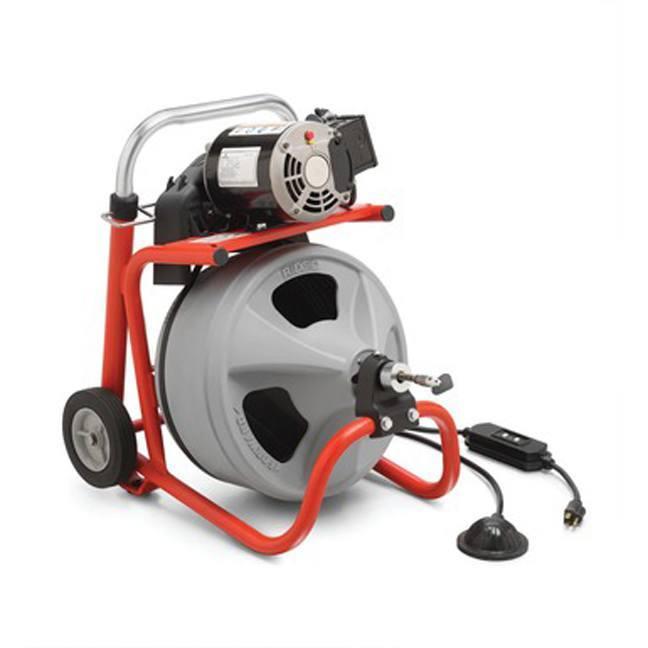 Ridgid 27013 K-400 Drum Machine