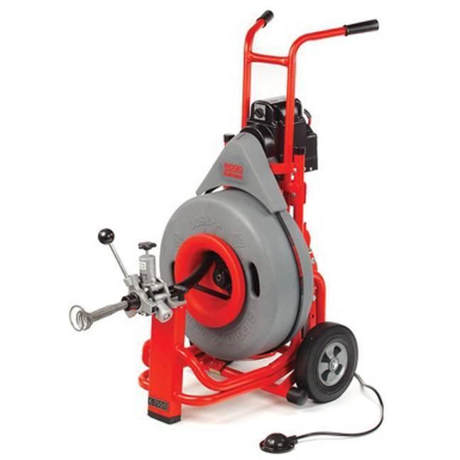 Ridgid 60052 K-7500 Drum Machine