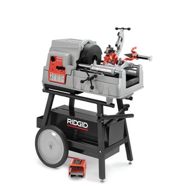 Ridgid 91322 Model 535A Automatic Threading Machine