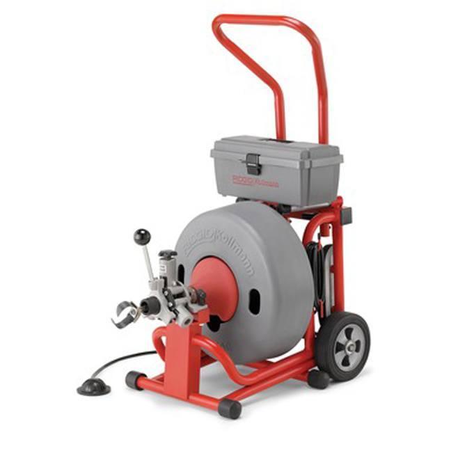 Ridgid 93557 K-6200 Drum Machine