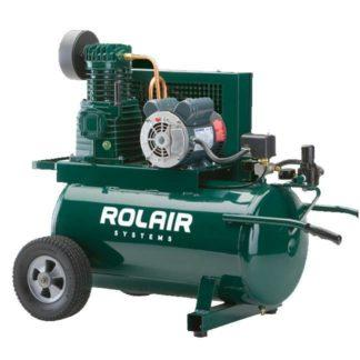 Rolair 5520K17 1.5HP Wheeled Electric Compressor