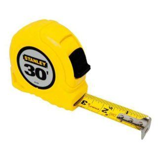 "Stanley 30-464 30'x1"" Tape Measure"