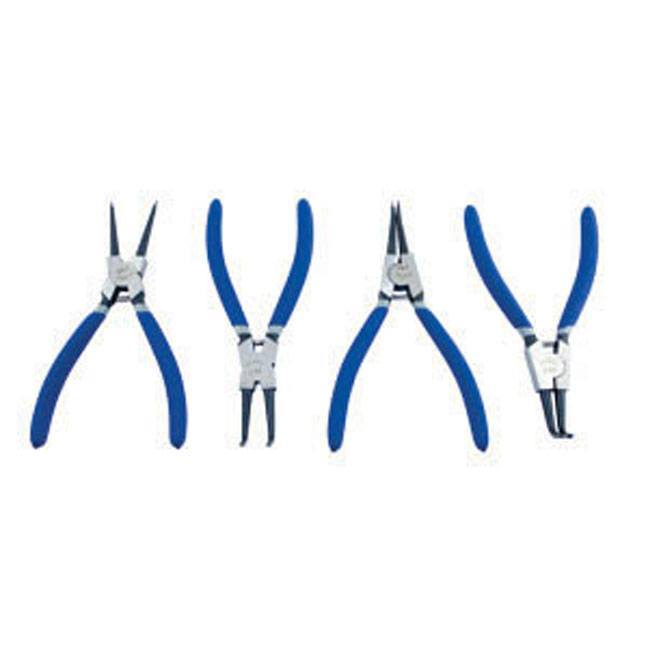 Jet 730353 4 PC Snap Ring Pliers Set